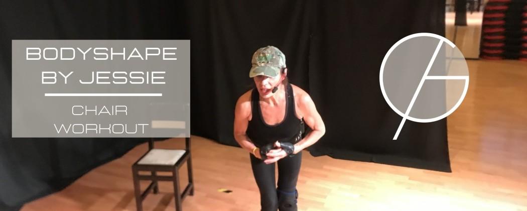 Bodyshape by Jessie - Chair workout