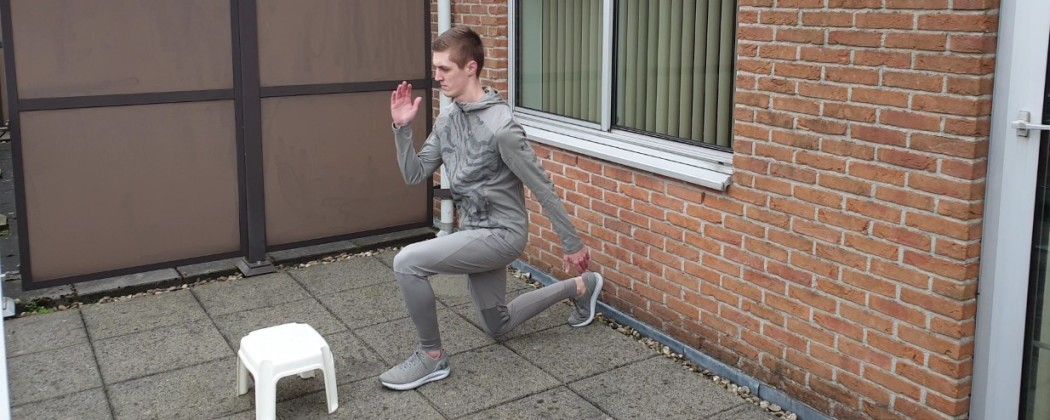 Jari's 15 minute step workout anyone can do