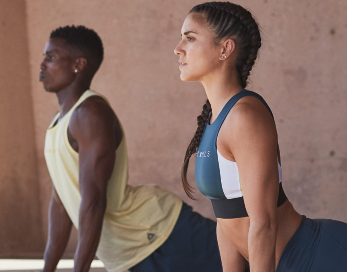 Olympic Gym Core training