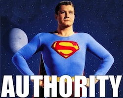 Autoriteit Superman