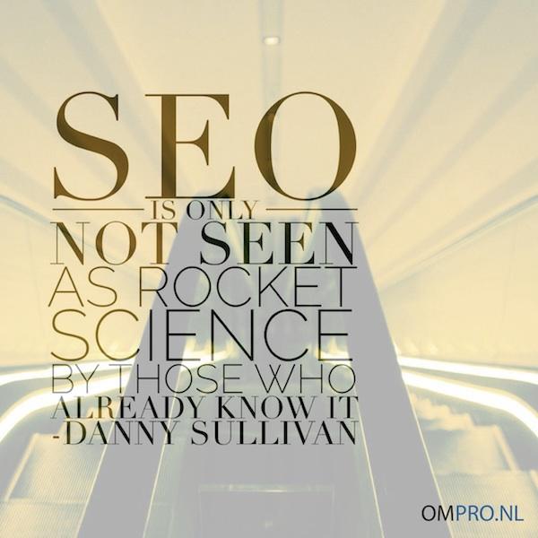 SEO is no rocket science