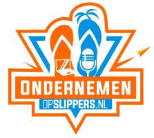 ondernemen op slippers logo 1