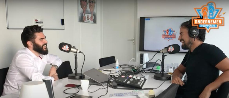 Slippertje 28: Van kunst tot CRM-automatiseringen met Michiel Verstraten