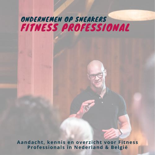 Fitness professional lidmaatschap