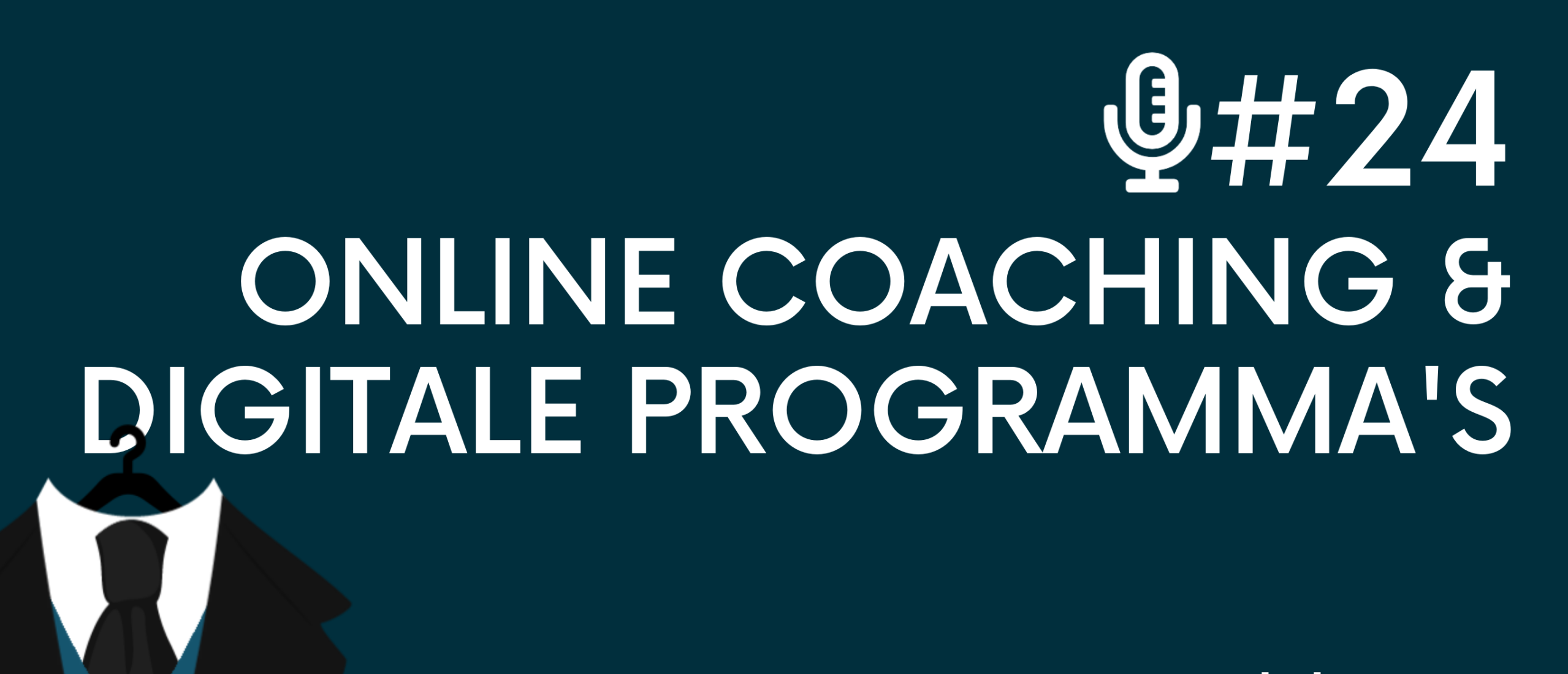 Online coaching & digitale programma's