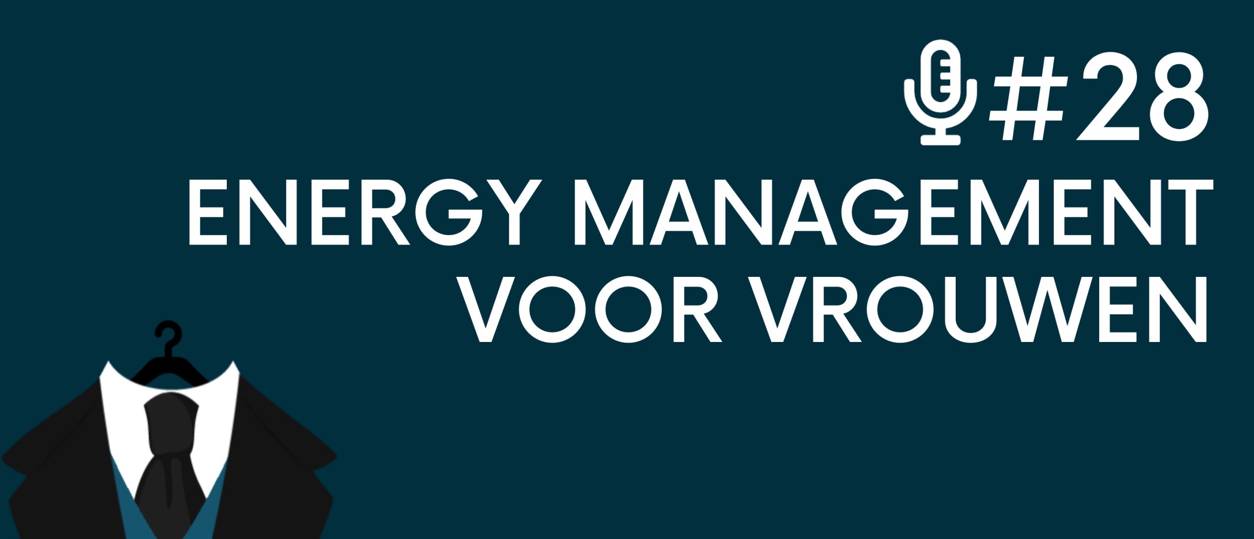 Energy management voor vrouwen