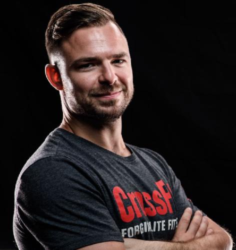 Willem Hilberdink CrossFit