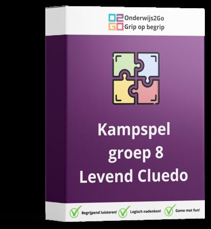 Kampspel groep 8