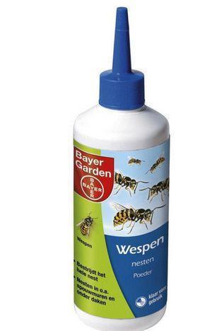 wespenpoeder Bayer