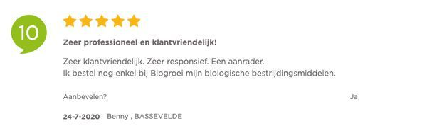 biogroei recensie