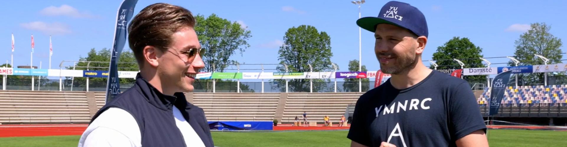 Bas Wispels van YU MAN RACE over de 3+ jarige samenwerking met Online Domineren