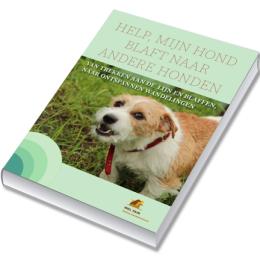 boek cover uitvallende honden