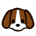 pictogram hond