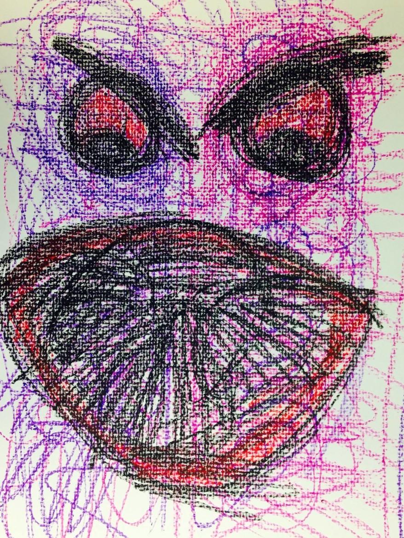 uiten emoties met creativiteit