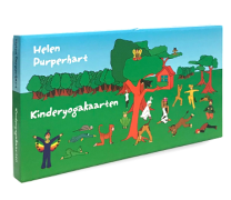Kinderyoga kleurboek