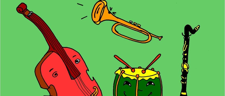 Waarom muziek en yoga belangrijk is voor kinderen