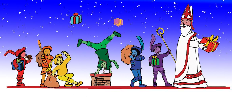 Sinterklaaskriebels?  Zo blijft het relaxed!