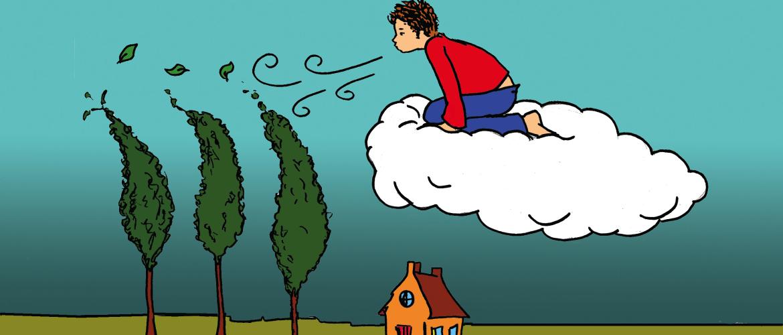 Als kind leren ontspannen met je eigen adem, zo simpel is het!