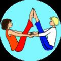 yogaspelletjes boot