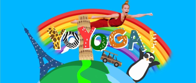 YoYoga! Kinderyoga avonturen op NPO Zappelin