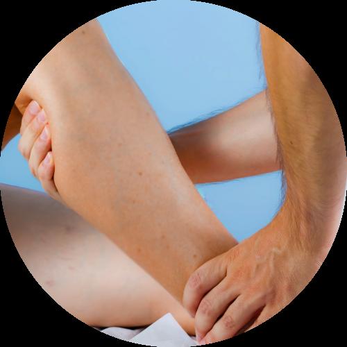 cryo massage bal