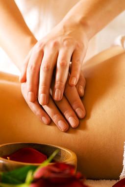 give massage