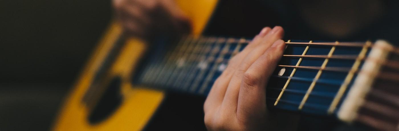 Am akkoord gitaar a mineur