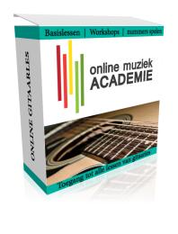Gratis Online Muziek Lessen | OnlineMuziekAcademie.nl gitaar
