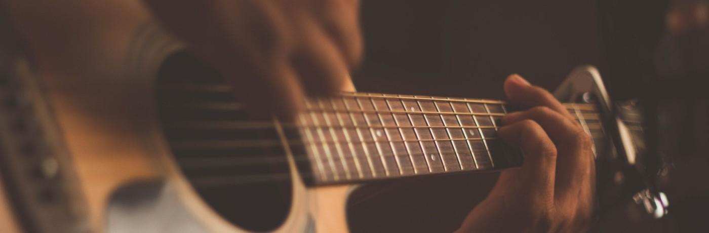 Gm akkoord gitaar (G mineur)