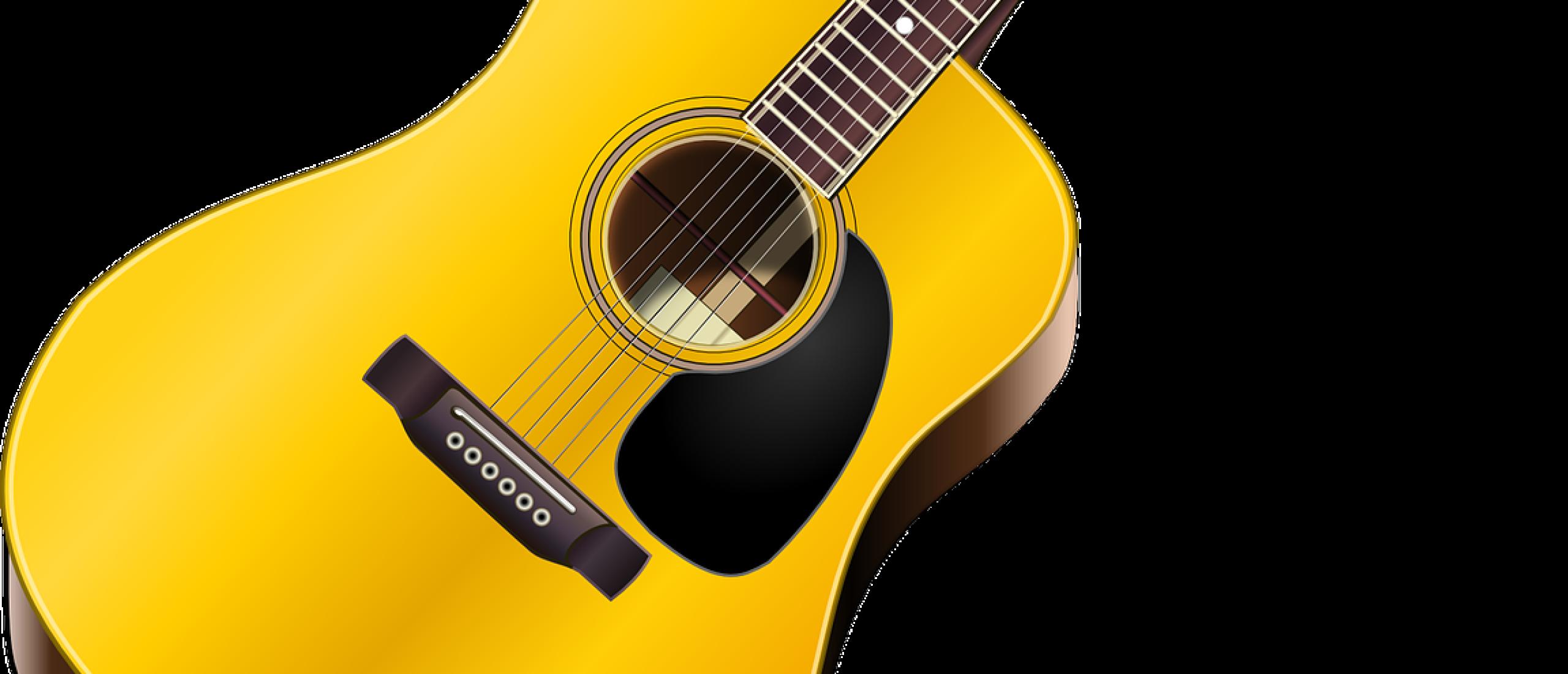 De akoestische gitaar: zelf de slagplaat vervangen