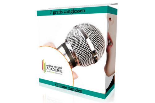 Gratis Online Muziek Lessen | OnlineMuziekAcademie.nl zangles