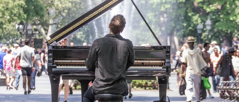 Piano muziek om iedere dag heerlijk te ontspannen