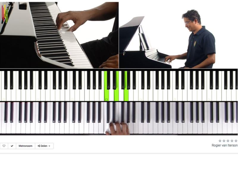 online piano leren spelen onlinemuziekacademie
