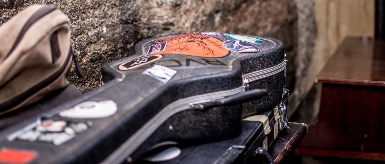 Gigbag of koffer: onmisbaar als je op stap gaat