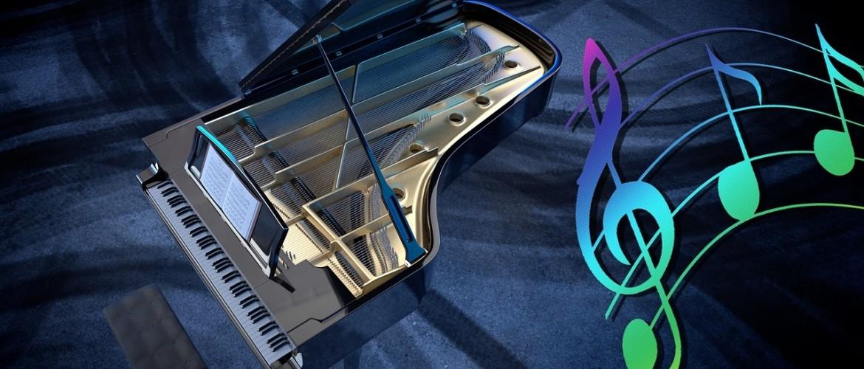 Simpele popliedjes om op de piano mee te spelen