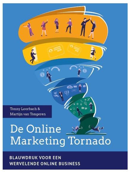 Benieuwd wat het beste social media marketing boek is dat ik dit jaar gelezen heb? Dat MOET de Online Marketing Torndo zijn! Bestel dan via deze link de Online Marketing Tornado!