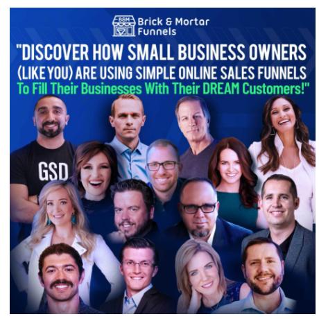 In het Clickfunnels Brick and Mortar Webinar leer je hoe Two Comma Club members hun business hebben gegroeid met Clickfunnels. Dit is een super inspiratief webinar.