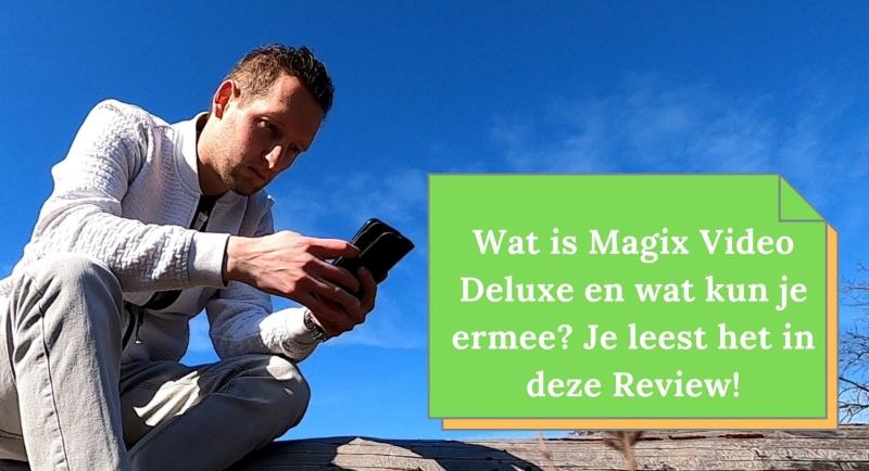 Deze Magix Video Deluxe Review is handig voor video ontwikkelaars die deze online marketing tool willen kopen.