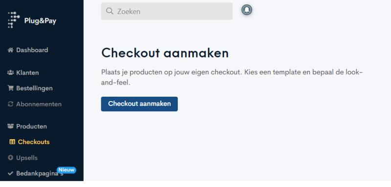 Met de Plug en Pay betaal software maak jij iedere Checkout zo effectief mogelijk in enkele klikken. Ben jij al aan de slag met Plug & Pay?