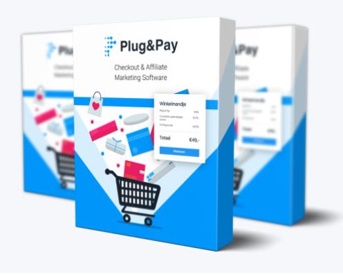 Via de Plug & Pay software zorg jij dat de betalingen van jouw online business op tijd binnen komen. Je integreert de betaalpagina's naadloos in je online business en kunt zowel losse bedragen als abonnementen aanbieden.