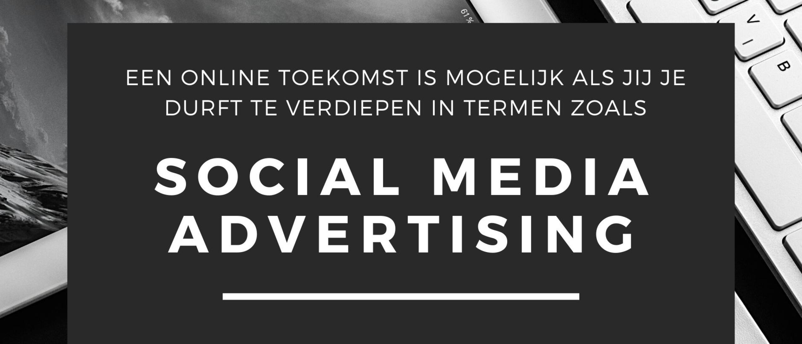 Cursus Social Media Adverteren