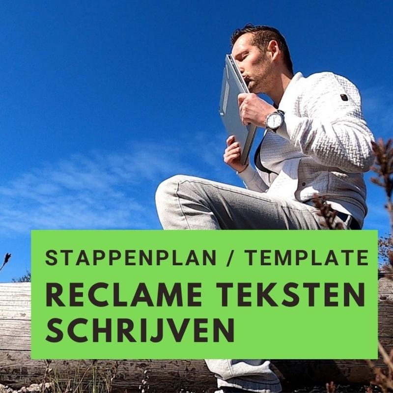 Dit Template leert je Reclame Teksten Schrijven die jouw online omzet gegarandeerd verhogen. Via dit bewezen stappenplan kun jij inspelen op de wensen en behoeften van de klant door betere reclameteksten te schrijven.
