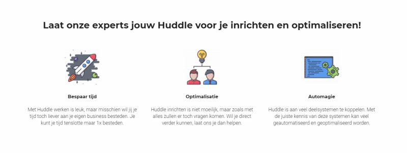 In deze review over the huddle bespreken we alle ins en outs van de online community software van IMU (Huddle).