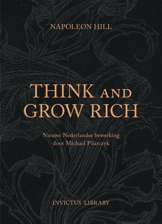 Think And Grow Rich is het Mindset Boek waarin jij succesvol en doelgericht leert denken.