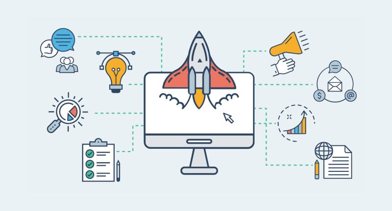 Wat Betekent Conversie voor de resultaten van jouw eigen bedrijf? Conversie betekent dat jij allerlei factoren constant blijft optimaliseren voor betere resultaten. Op deze afbeelding zie je allerlei factoren waar je dat op kunt toepassen.
