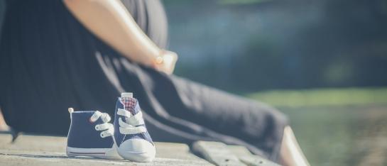 zwanger buik ontspannen bevallen