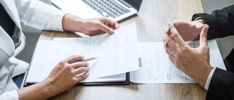 5 strikvragen en tips voor tijdens je sollicitatiegesprek