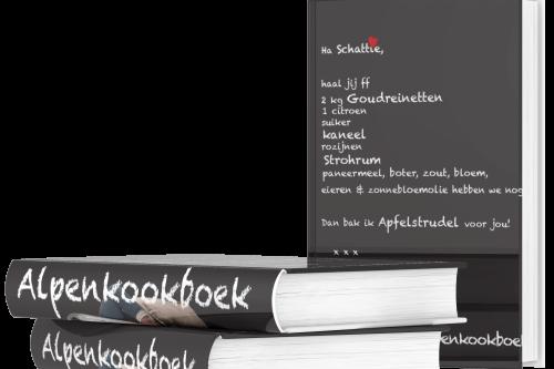 Alpenkookboek - 120 authentieke recepten uit de Alpen