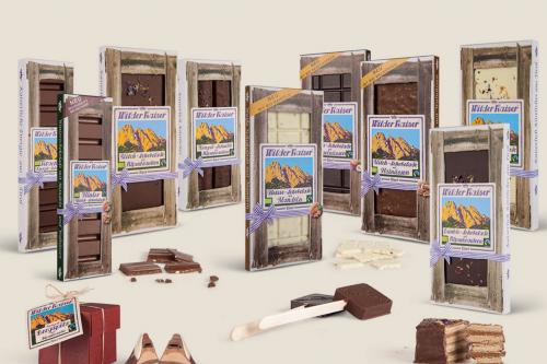 Chocolade uit Oostenrijk
