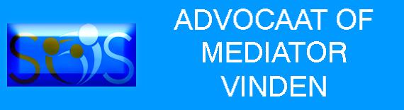 Echtscheiding mediator of advocaat